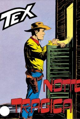 Copertina di Tex n.57 – Notte tragica