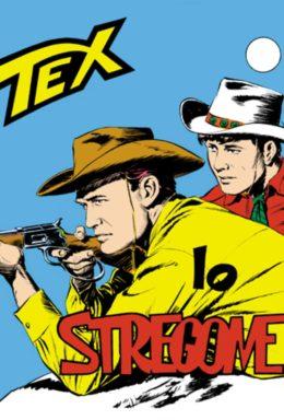 Copertina di Tex n.49 – Lo stregone