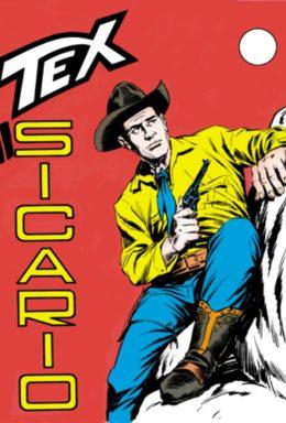 Copertina di Tex n.46 – Il sicario