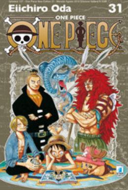 Copertina di One Piece New Edition n.31 – Greatest 127