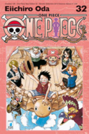 One Piece New Edition n.32 – Greatest 128