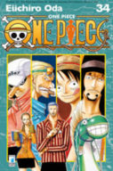 One Piece New Edition n.34 – Greatest 130
