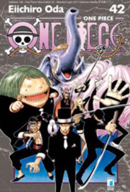 Copertina di One Piece New Edition n.42 – Greatest 138