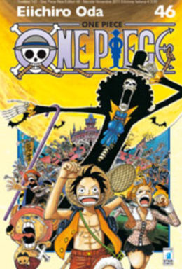 Copertina di One Piece New Edition n.46 – Greatest 142