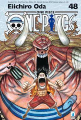 Copertina di One Piece New Edition n.48 – Greatest 144