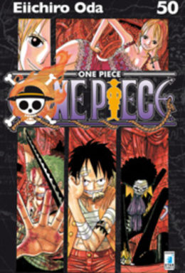 Copertina di One Piece New Edition n.50 – Greatest 148