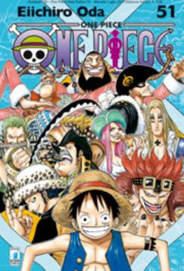 Copertina di One Piece New Edition n.51 – Greatest 150