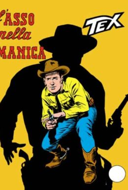Copertina di Tex n.111 – L'asso Nella Manica