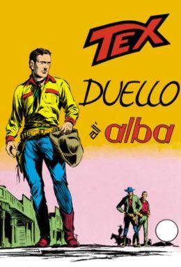 Copertina di Tex n.59 – Duello allalba
