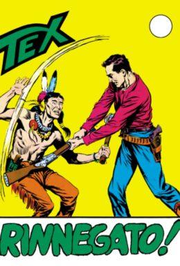 Copertina di Tex n.41 – Rinnegato!