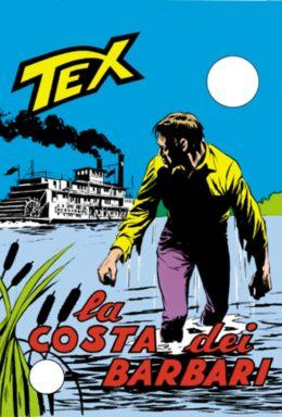 Copertina di Tex n.85 – La costa dei barbari