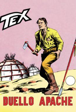 Copertina di Tex n.68 – Duello Apache