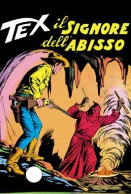 Copertina di Tex n.103 – Il Signore Dell'abisso