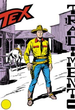 Copertina di Tex n.55 – Tradimento