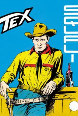 Copertina di Tex n.62 – Squali