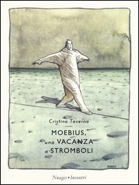 Copertina di Moebius – Una vacanza a Stromboli