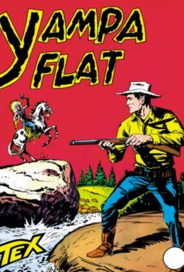 Copertina di Tex n.22 – Yampa Flat