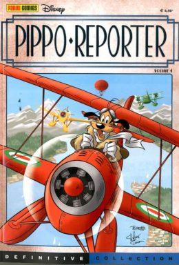 Copertina di Pippo Reporter n.4