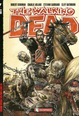 Copertina di The Walking Dead Variant Pack