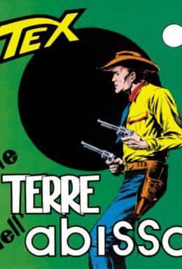 Copertina di Tex n.47 – Le terre dellabisso