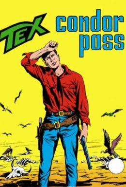Copertina di Tex n.134 – Condor Pass