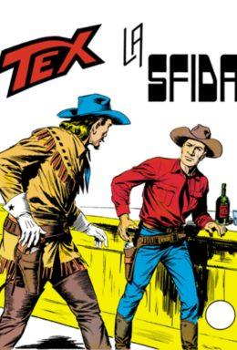 Copertina di Tex n.82 – La sfida