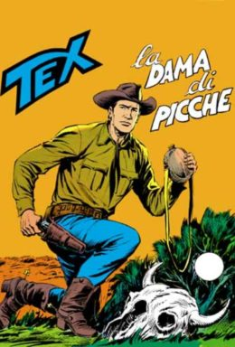 Copertina di Tex n.116 – La Dama Di Picche