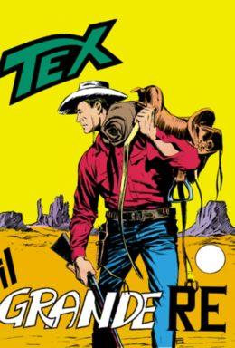 Copertina di Tex n.53 – Il grande Re