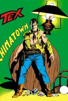 Copertina di Tex n.110 – Chinatown