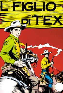 Copertina di Tex n.12 – Il figlio di Tex