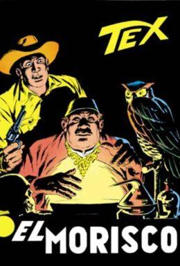 Copertina di Tex n.101 – El Morisco