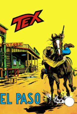 Copertina di Tex n.117 – El Paso