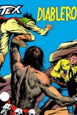 Copertina di Tex n.135 – Diablero