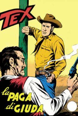 Copertina di Tex n.106 – La Paga Di Giuda