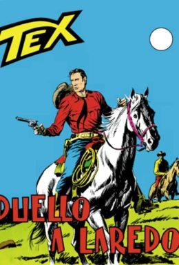 Copertina di Tex n.48 – Duello a Leredo