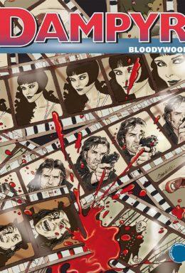 Copertina di Dampyr 204 – Bloodywood
