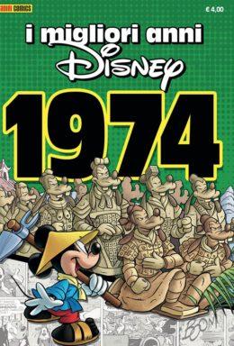 Copertina di I Migliori Anni Disney n.15 – 1974