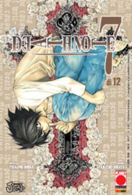 Copertina di Death Note n.7