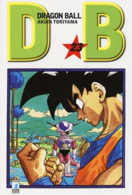 Copertina di Dragonball Evergreen Edition n.23 (DI 42) – Il timore di Re Kaioh/Un terribile incontro/Il Super Saiyan