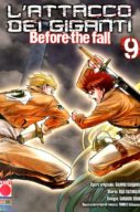Attacco Dei Giganti Before the Fall n.9 – Manga 9