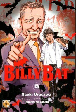 Copertina di Billy Bat n.15 – Ki Collection n.5