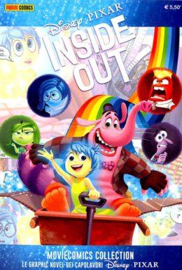 Copertina di Moviecomics 5 – Inside Out