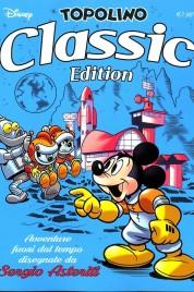 Topolino Classic Edition Cyan