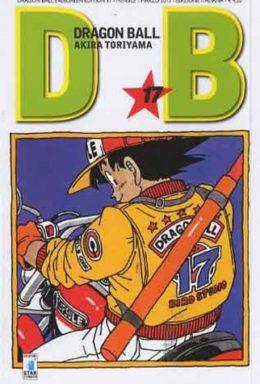 Copertina di Dragonball Evergreen Edition n.17 (DI 42) – Un misterioso guerriero/Il passato di Goku