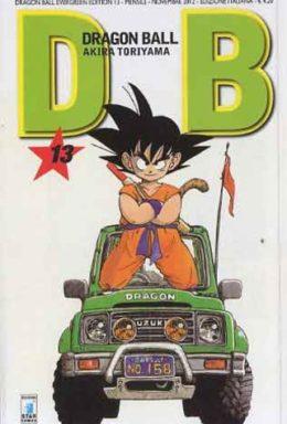 Copertina di Dragonball Evergreen Edition n.13 (DI 42) – La decisione di Muten/Lo scontro decisivo