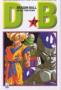 Copertina di Dragonball Evergreen Edition n.27 (DI 42) – Freezer il mostro/Il guerriero leggendario/Il ragazzo misterioso