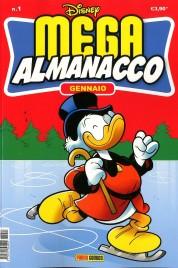 Mega Almanacco Disney n.1 – Gennaio
