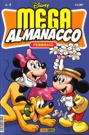 Mega Almanacco Disney n.2 – Febbraio