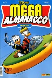 Mega Almanacco Disney n.3 – Marzo