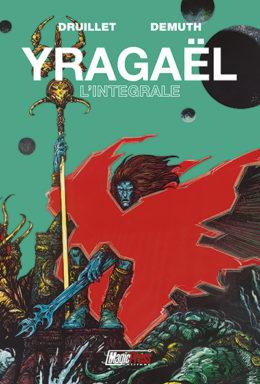 Copertina di Yragael: L'integrale